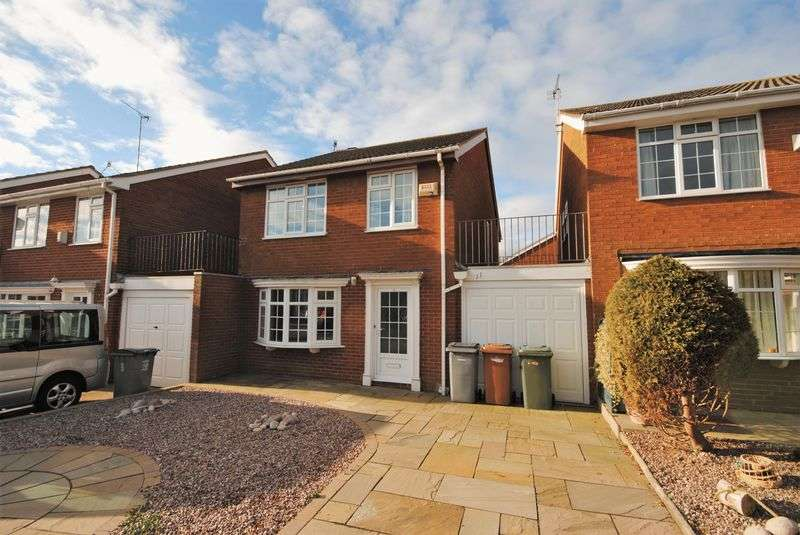 3 Bedrooms Detached House for sale in Granville Close, Wallasey