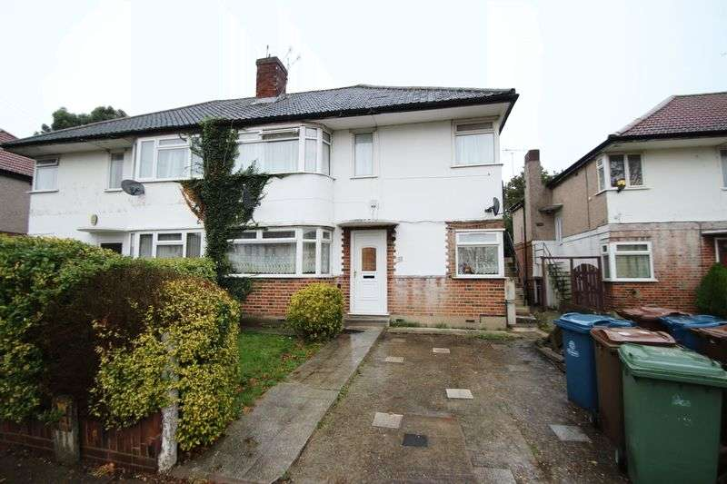 2 Bedrooms Flat for sale in Shaftesbury Avenue, Harrow