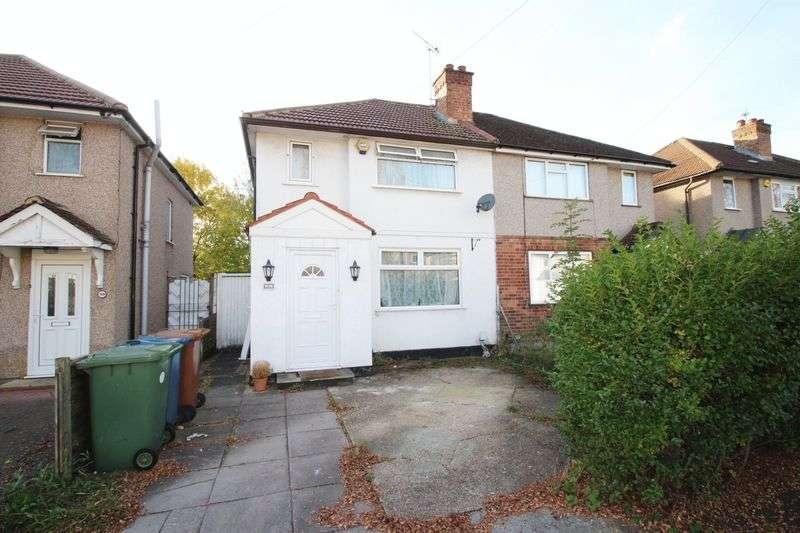 2 Bedrooms Semi Detached House for sale in Hampden Road, Harrow Weald