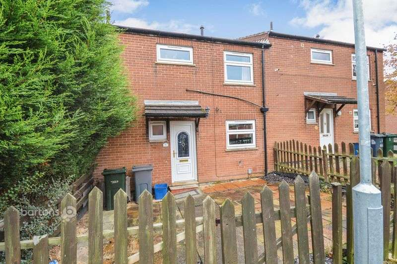 3 Bedrooms Terraced House for sale in Blyth Close, Whiston, Rotherham