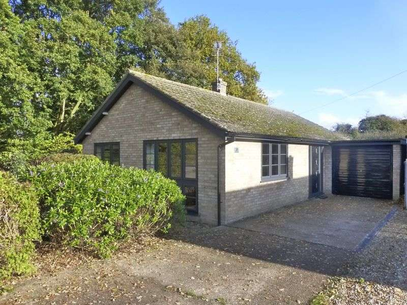2 Bedrooms Detached Bungalow for sale in Sutton