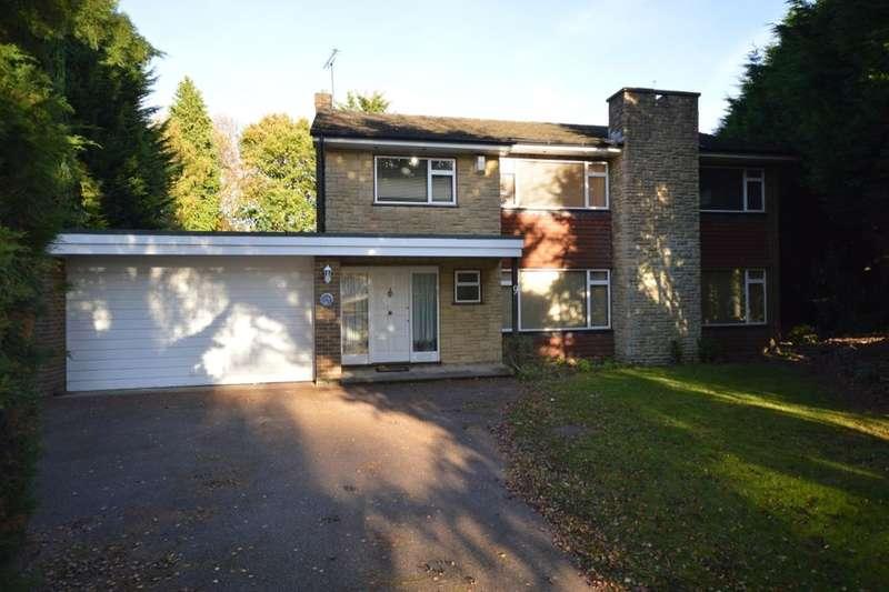 4 Bedrooms Detached House for sale in Malton Way, Tunbridge Wells, TN2