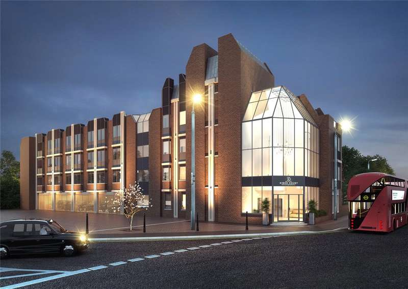 2 Bedrooms Apartment Flat for sale in 91 High Street, Camberley, Surrey, GU15