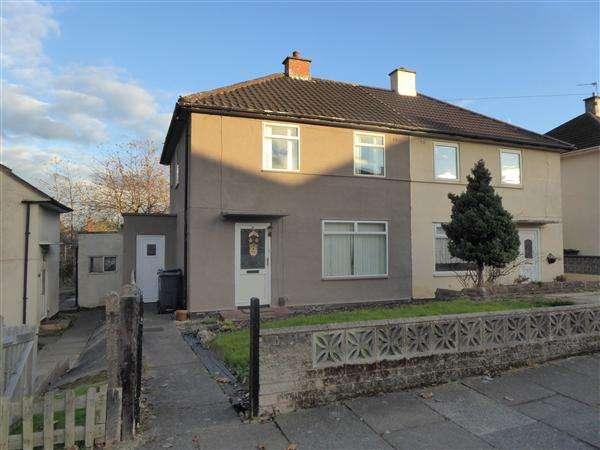 2 Bedrooms Semi Detached House for sale in Condover Road, West Heath, Birmingham