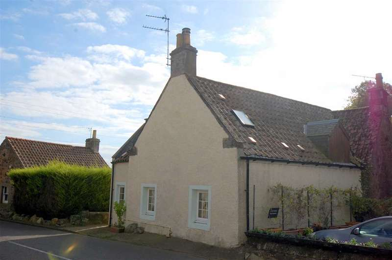 2 Bedrooms Semi-detached Villa House for sale in Dunmarlie, Main Street, Newton of Falkland