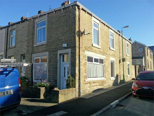 3 Bedrooms End Of Terrace House for sale in Pansy Street South, Accrington, Lancashire