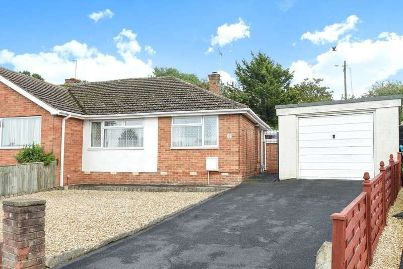2 Bedrooms Semi Detached Bungalow for sale in Warden Hill