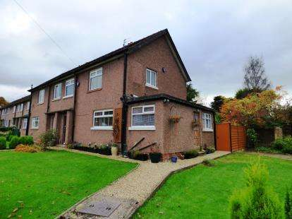 3 Bedrooms Semi Detached House for sale in Parkside Close, High Lane, Stockport, Greater Manchester