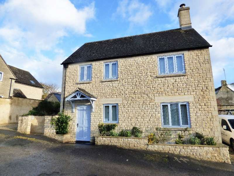 2 Bedrooms Detached House for sale in Tannery Lane, Northleach, Cheltenham, Gloucestershire