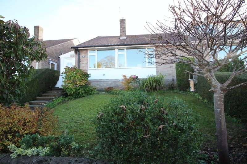 2 Bedrooms Semi Detached Bungalow for sale in Rock Avenue, Nailsea
