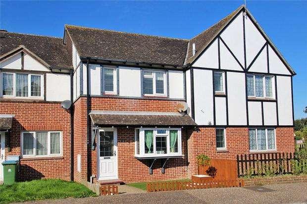 3 Bedrooms Terraced House for sale in Davits Drive, Littlehampton, BN17