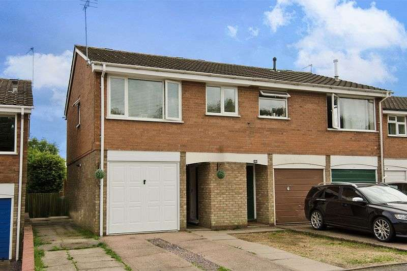 1 Bedroom Flat for sale in Longacres, Hednesford, Cannock