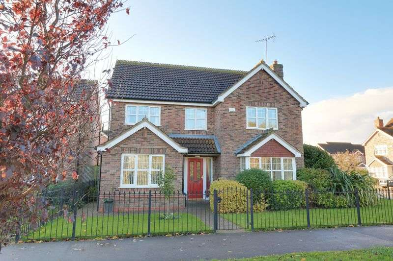6 Bedrooms Detached House for sale in Dam Road, Barton-Upon-Humber