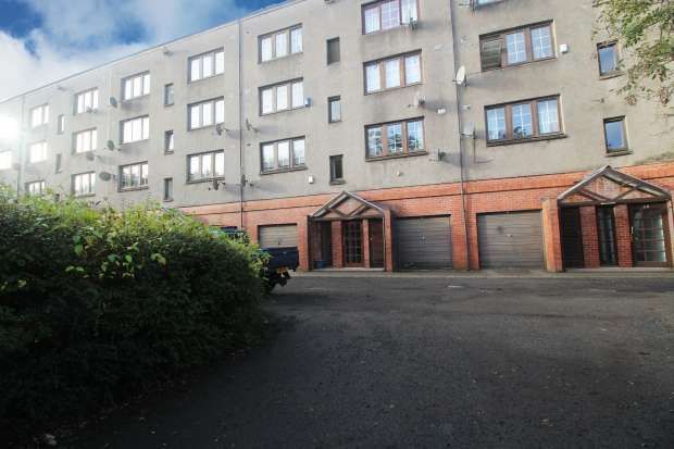 2 Bedrooms Apartment Flat for sale in Inchinnan Court,, Paisley, Renfrewshire, PA3 2RA