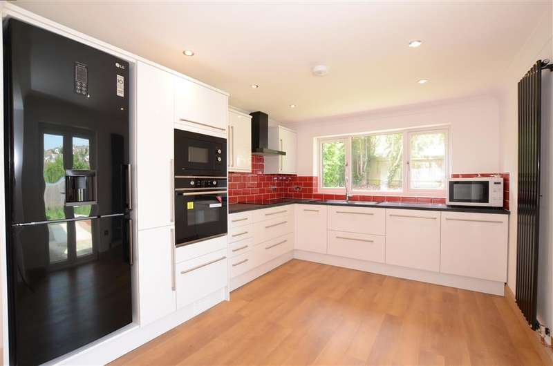 5 Bedrooms Detached House for sale in Tremola Avenue, Saltdean, Brighton, East Sussex