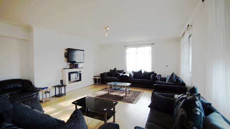 6 Bedrooms Apartment Flat for rent in Fursecroft, Brown Street, W1H