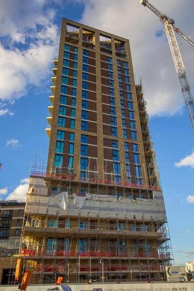 1 Bedroom Apartment Flat for sale in Kinetic, Royal Arsenal Riverside Development, Woolwich, London, SE18