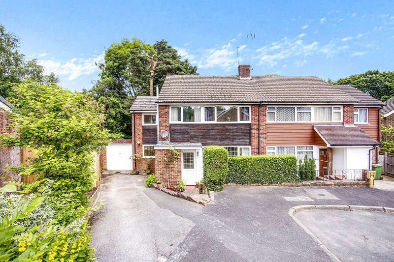 4 Bedrooms Semi Detached House for sale in Woodsgate Way, Pembury, Tunbridge Wells, TN2
