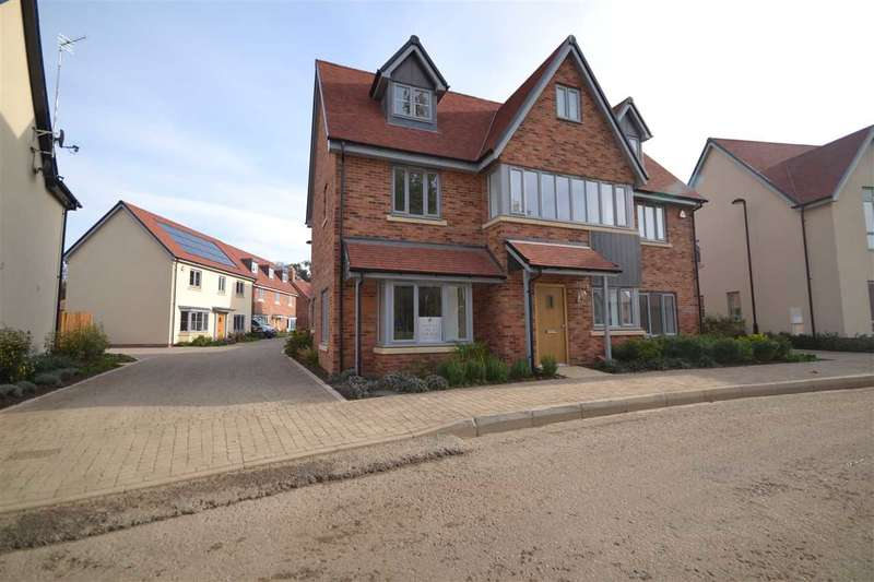 5 Bedrooms House for sale in Watlington Gardens, Mascalls Park, Brentwood