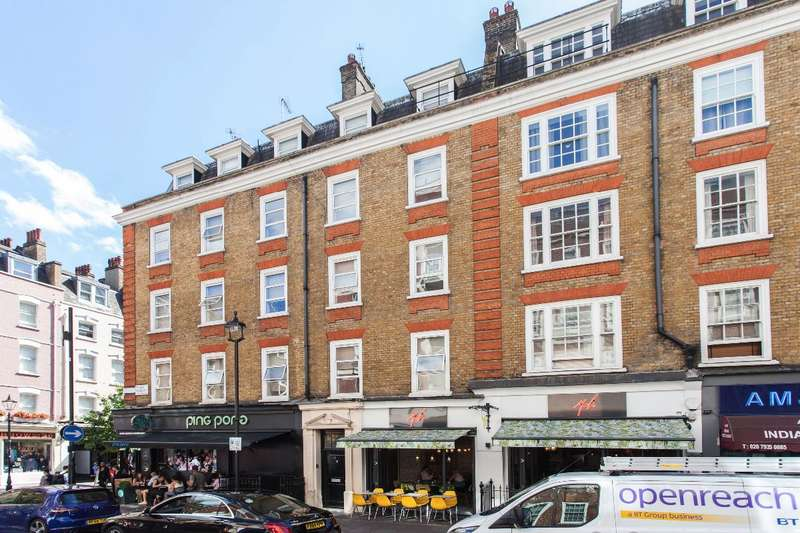 2 Bedrooms Flat for sale in Picton Place