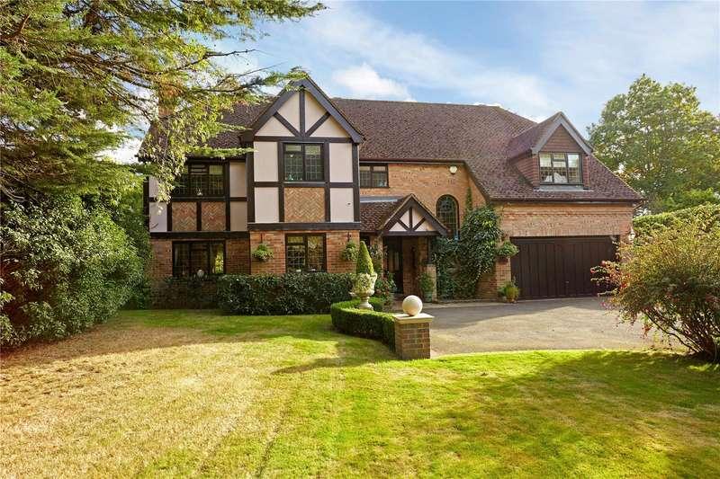 5 Bedrooms Detached House for sale in Broom Park, Langton Green, Tunbridge Wells, Kent, TN3
