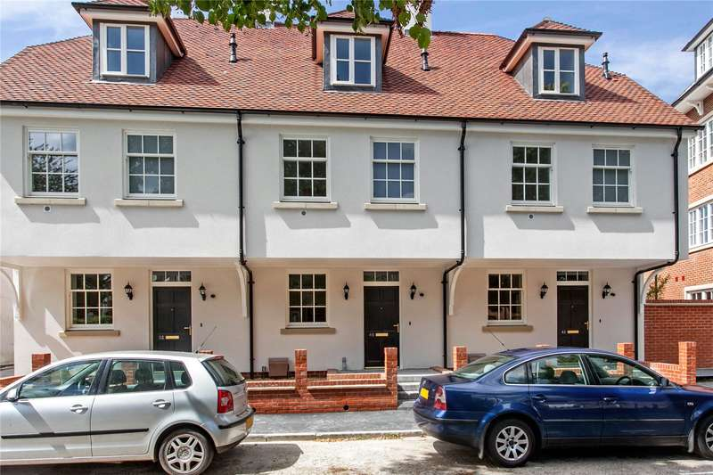 3 Bedrooms Terraced House for sale in Lower Brook Street, Winchester, Hampshire, SO23