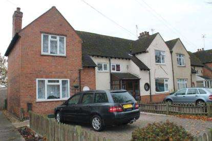 3 Bedrooms End Of Terrace House for sale in Justins Avenue, Stratford-Upon-Avon