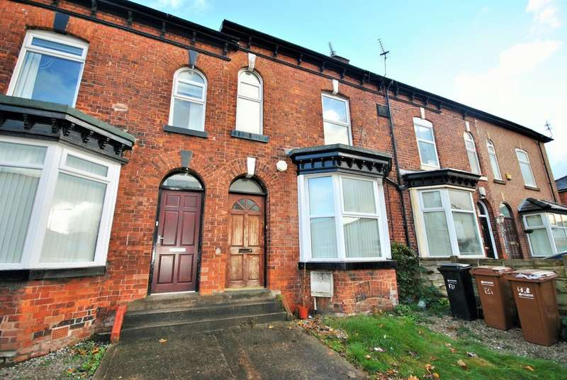 2 Bedrooms Flat for sale in Shaw Heath, Stockport