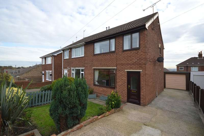 3 Bedrooms Semi Detached House for sale in Royds Grove, Outwood