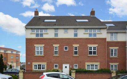 1 Bedroom Flat for sale in Coniston House, Spinner Croft, Chesterfield, Derbyshire
