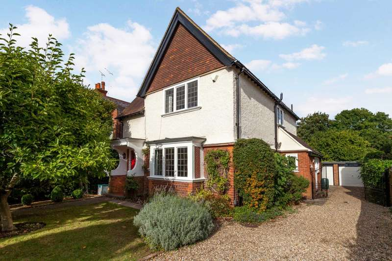 4 Bedrooms Detached House for sale in Albert Road, Caversham