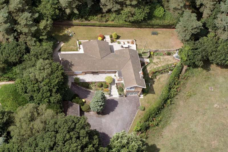 4 Bedrooms Detached Bungalow for sale in BH24 Windmill Lane, Avon Castle