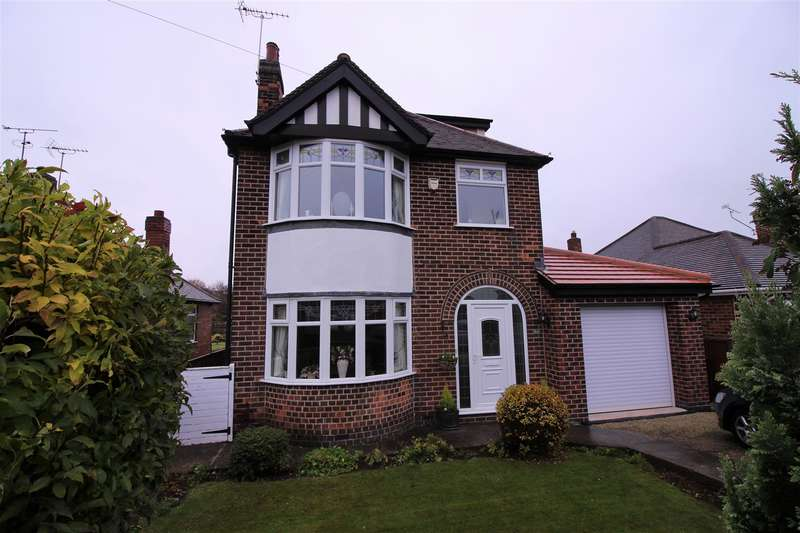 3 Bedrooms Property for sale in Linby Road, Hucknall, Nottingham