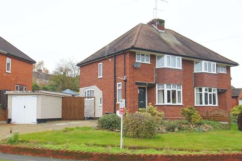 3 Bedrooms Semi Detached House for sale in Oakenshaw Road, Greenlands, Redditch