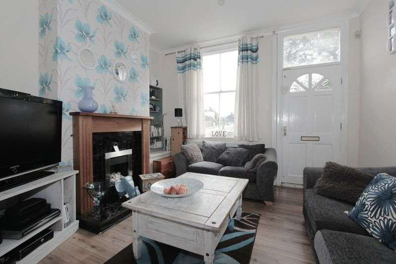 2 Bedrooms Terraced House for sale in Whitecross Street, Barton