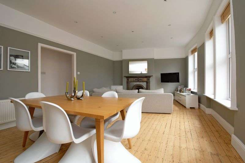 2 Bedrooms Property for sale in Central Crouch End, N8