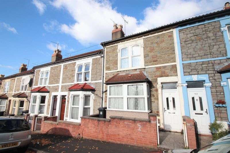 2 Bedrooms Terraced House for sale in Colston Road, Bristol