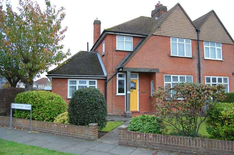 4 Bedrooms Semi Detached House for sale in Colchester Road, Ipswich