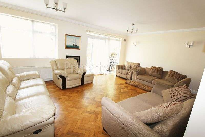 5 Bedrooms Semi Detached House for sale in Longwood Gardens, Ilford