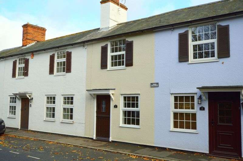 2 Bedrooms Terraced House for sale in Park Cottages, Colchester Road, St. Osyth.