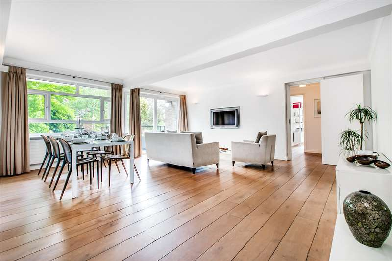 2 Bedrooms Flat for sale in Monckton Court, Strangways Terrace, London, W14