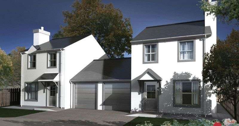 3 Bedrooms Semi Detached House for sale in Coburg Road, Ramsey, IM8 3AH