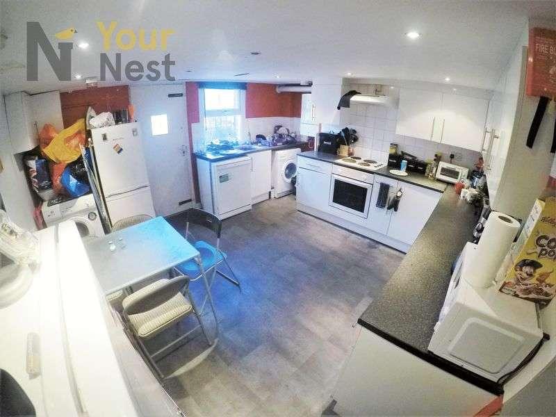 5 Bedrooms Terraced House for rent in Headingley Mount, Headingley, LS6 3EL