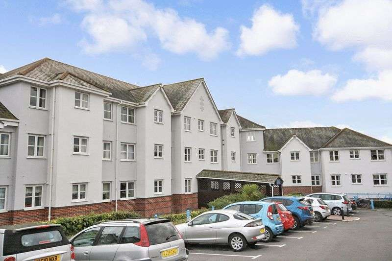 2 Bedrooms Retirement Property for sale in St Aldhelms Court, Swanage, BH19 1NS