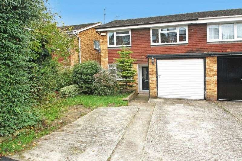 4 Bedrooms Semi Detached House for sale in Arundel Road, High Wycombe