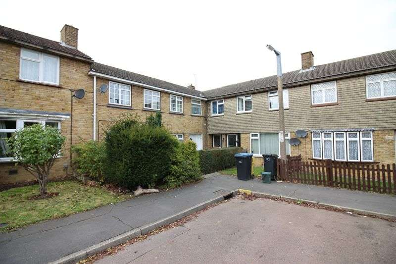 4 Bedrooms Terraced House for sale in Spring Hills, Harlow, CM20
