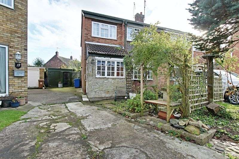 3 Bedrooms Semi Detached House for sale in Crowther Close, Beverley