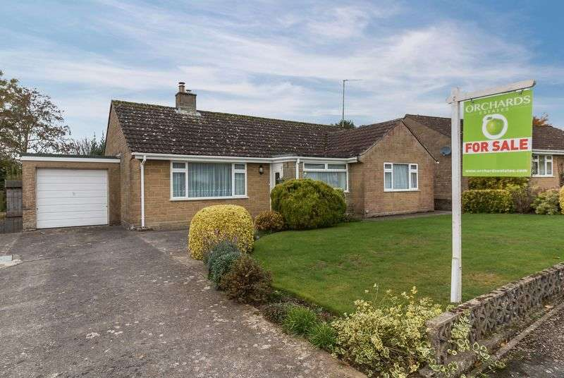 3 Bedrooms Detached Bungalow for sale in Westbury Gardens, Higher Odcombe
