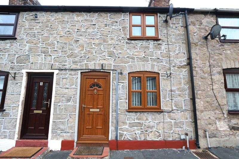 2 Bedrooms Terraced House for sale in Church Street, Rhuddlan