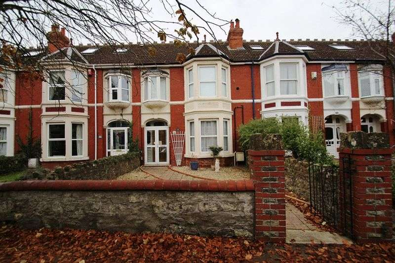 3 Bedrooms Terraced House for sale in The Mall, Old Town, Swindon